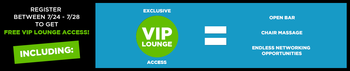 Promotion - VIP Lounge Access for 7/28/2017